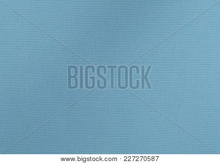 Light Blue Cloth Textile Material Texture Background Pattern