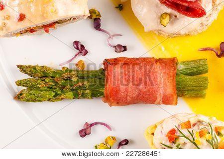 Aperitive food wedding