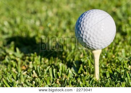 Golf Ball Shadow