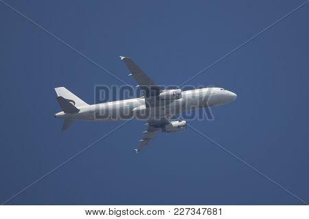 Airbus A320-200 Of Bangkokairway.