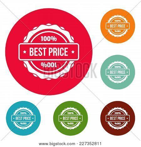 Best Price Logo. Simple Illustration Of Best Price Vector Logo For Web