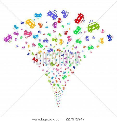 Multi Colored Vector Photo Free Trial Bigstock