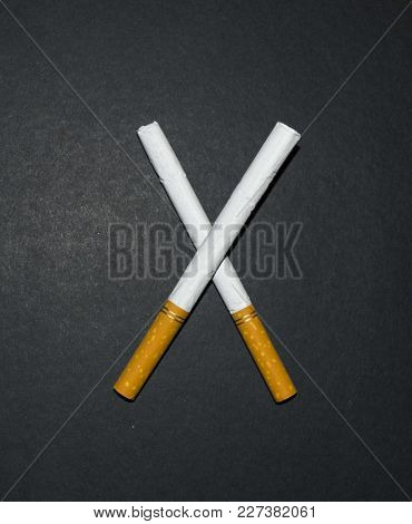 Smoking Leads To Death, Makes People Cancer, Does Not Smoke,