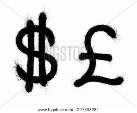 Currency Icons Set Vector Photo Free Trial Bigstock