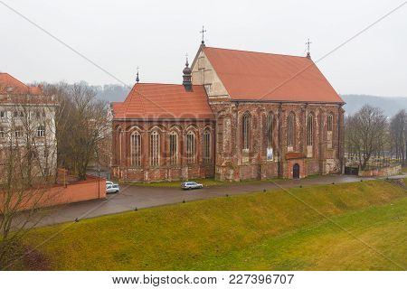 Church Of Saint George, The Bernardine Monastery Complex.