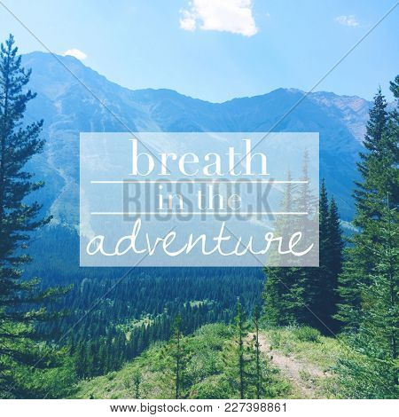 Quote - Breath in the Adventure