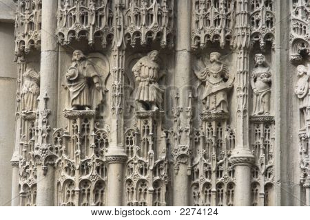 Gothic Church France