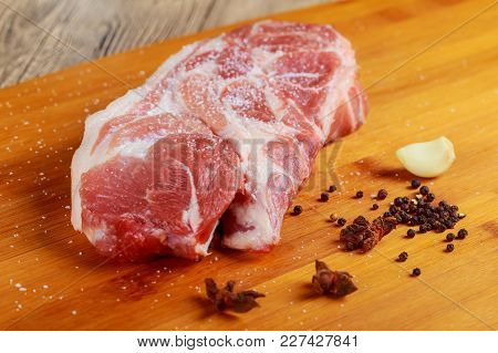 Meat. Beef, Veal. Fresh Raw Tenderloin, Piece Without Bone. For Frying Grilling Barbecue. Cut Into S