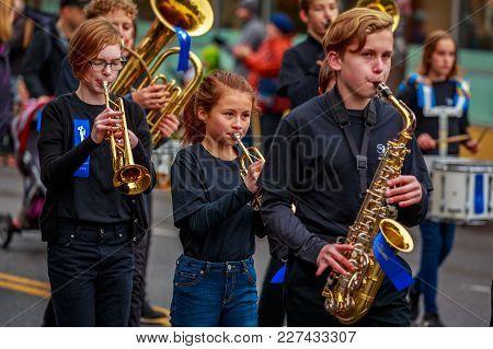 Veterans Day Parade 2017