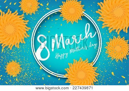8 March Mothers Womens Day