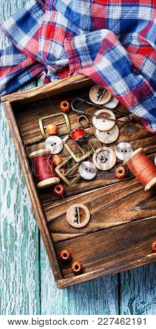 Tools For Needlework