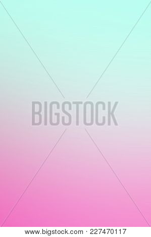 Abstract Pink Effect Background With Summer Mood
