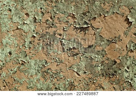 Grungy Cement Wall Texture. Abstract Background And Pattern For Design.