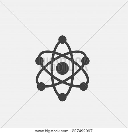 Science Icon Vector Illustration. Reserch Icon Vector
