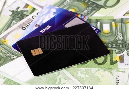 Bank Cards And Money