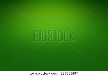 Green Gradient St. Patrick's Day Background