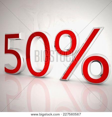 50 Per Cent