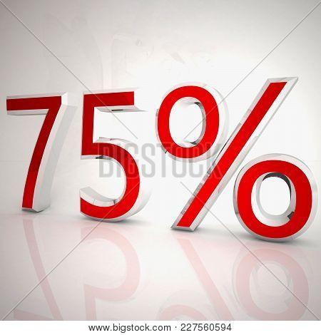 75 Per Cent
