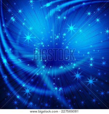 explosion black star gray star background