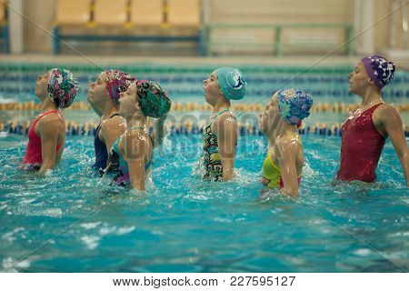 St. Petersburg, Russia, December 22-23, 2017  Xi International Swimming Competition