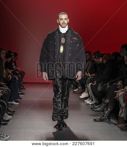 Willy Chavarria Fw 2018