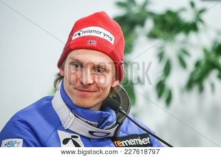 Audi Fis World Cup Mens Slalom Press Conference