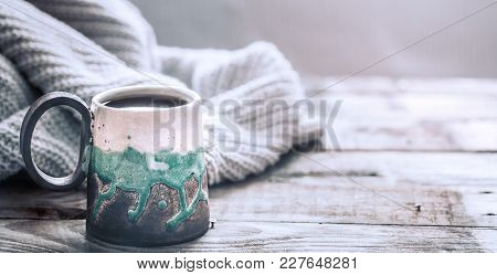 Composition With A Beautiful Cup