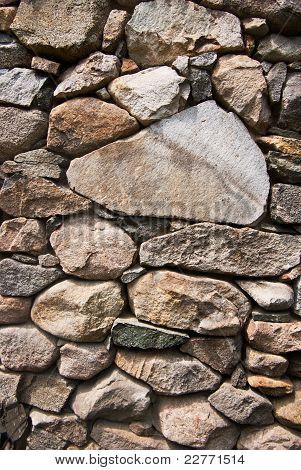 Vertical Rock Wall