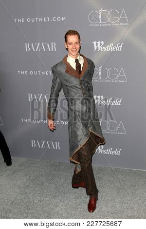 LOS ANGELES - FEB 20:  Doug Jones at the 20th Costume Designers Guild Awards at the Beverly Hilton Hotel on February 20, 2018 in Beverly Hills, CA