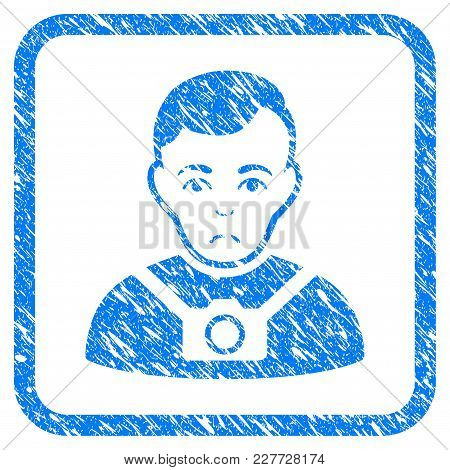 Photographer Rubber Seal Stamp Watermark. Icon Vector Symbol With Grunge Design And Corrosion Textur
