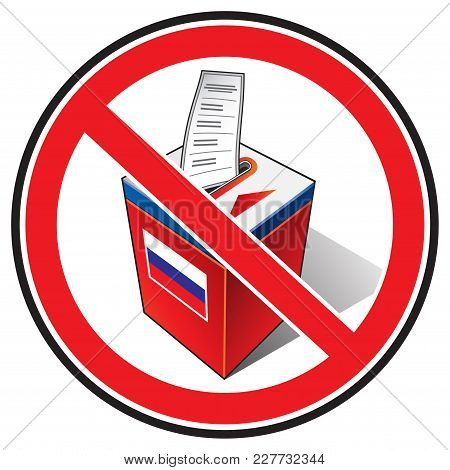 Boycott Of The Presidential Elections In Russia 2018