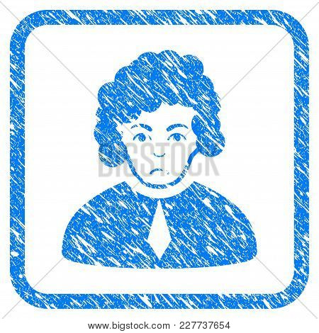 Judge Rubber Seal Stamp Watermark. Icon Vector Symbol With Grunge Design And Corrosion Texture In Ro