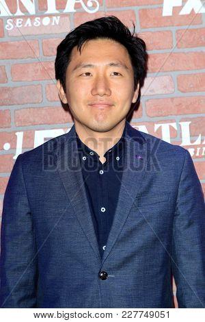 LOS ANGELES - FEB 19:  Hiro Murai at the