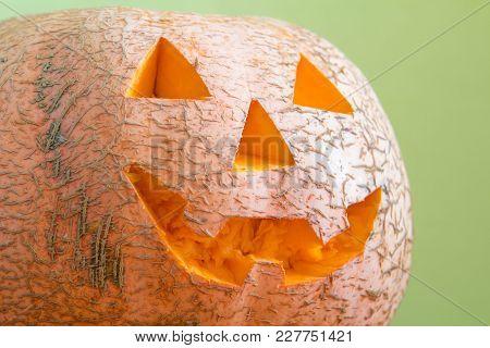 Halloween Pumpkin, Funny Jack O'lantern