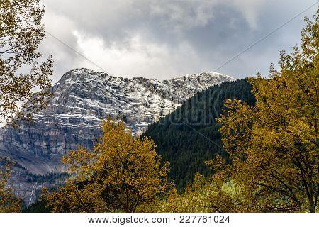 Muleshoe Lake, Banff National Park, Alberta, Canada