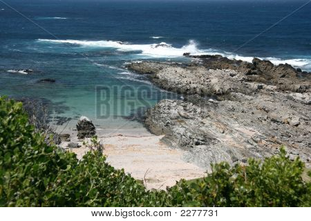 Beach Gulley