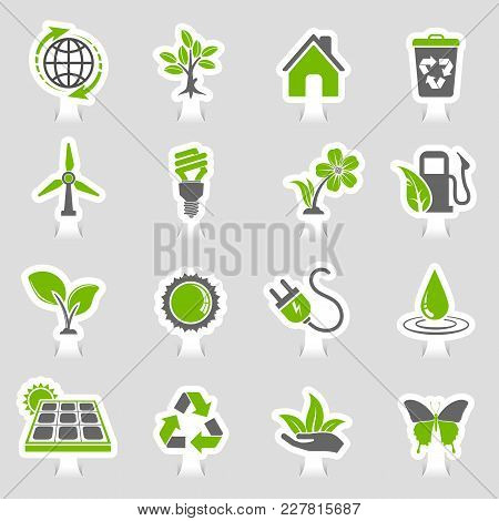 Collect Environment Vector Photo Free Trial Bigstock