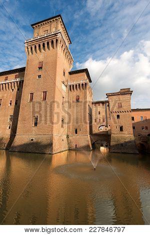 Estense Castle Castle Image Photo Free Trial