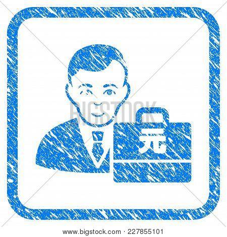 Yuan Renminbi Accounter Rubber Seal Stamp Imitation. Icon Vector Symbol With Grunge Design And Uncle