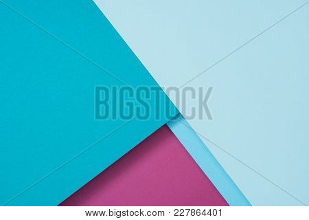 View Of Burgundy And Blue Colored Textured Background