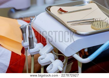 Special Basic Dentist Tools Equipment For A Dentist, Dental Tools