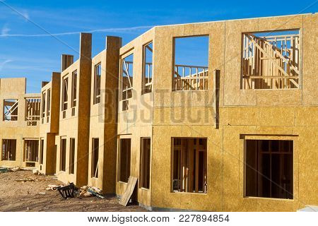 Residential Apartment, Condominium Construction