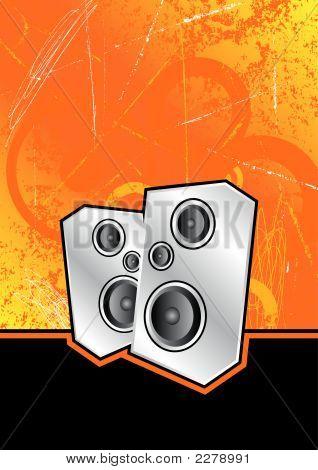 Silver Club Speakers.Eps