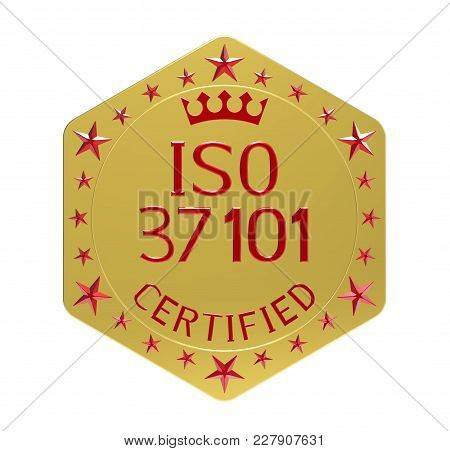 Iso 37101 Standard, Sustainable Development In Communities, Management System For Sustainable Develo
