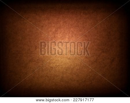 Paper Canvas With Vignetting, Abstract Backdrop, Grunge Background