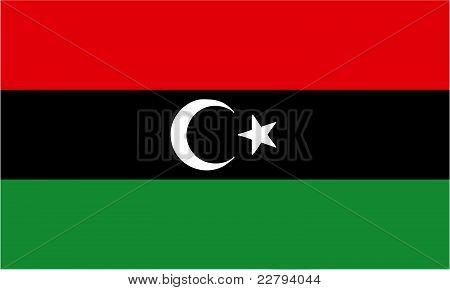 new flag of Libya