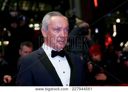 Udo Kier  attends the 'Daughter of Mine' (Figlia Mia) premiere during the 68th Film Festival Berlin at Berlinale Palast on February 18, 2018 in Berlin, Germany.