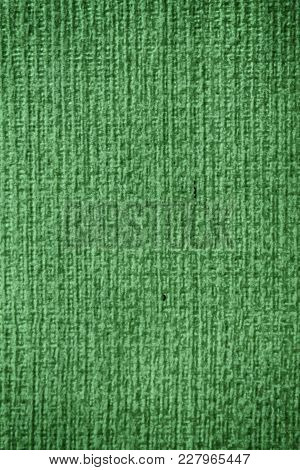 Green Wall Background Or Texture, Stone Surface For Web Site And Mobile Devices.