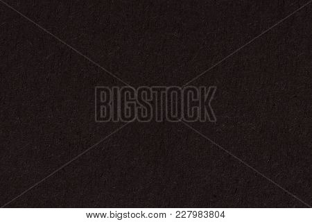 Black Paper Background. Chalkboard. Grunge Texture For White Text. High Resolution Photo.