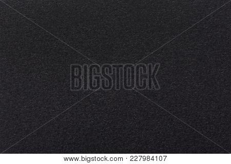 Black Wall Texture For Background Usage. High Quality Texture In Extremely High Resolution